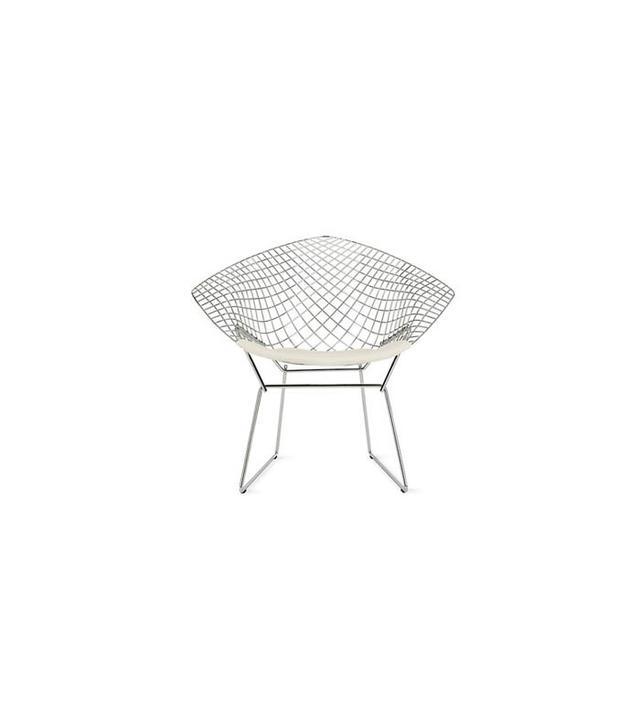 Harry Bertoia Diamond Lounge Chair