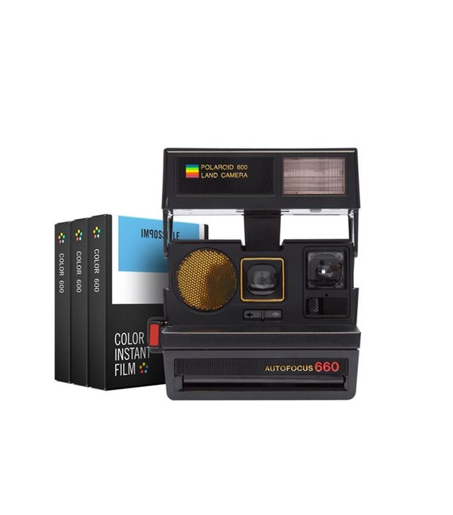 Polaroid Sun660 Camera Pack