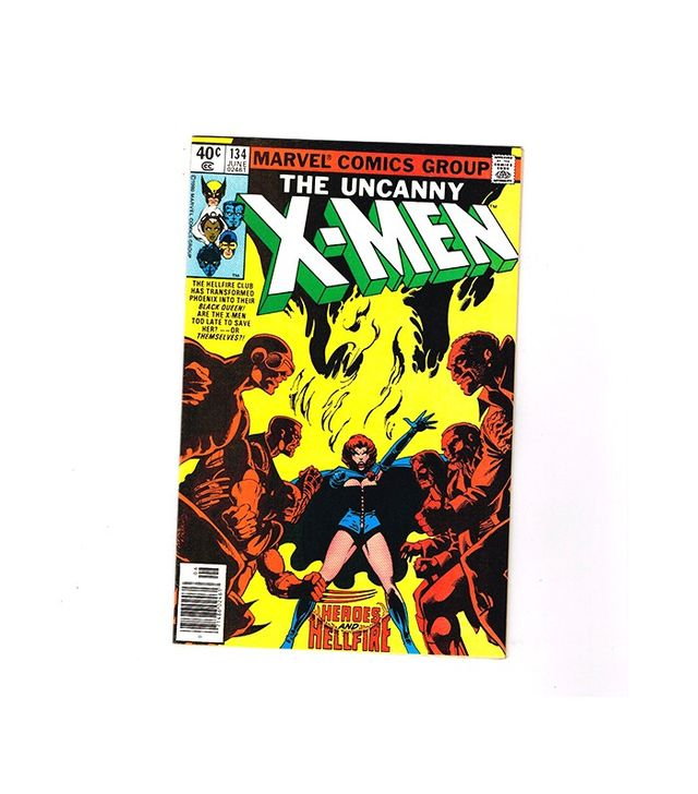 Marvel X-Men No. 134