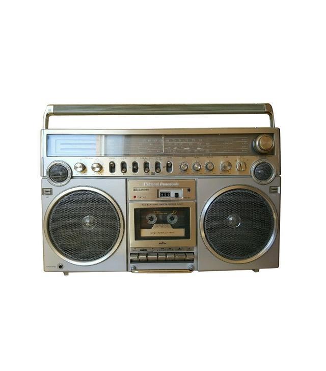 Panasonic RX-5500F Boombox Ghettoblaster Vintage 1980