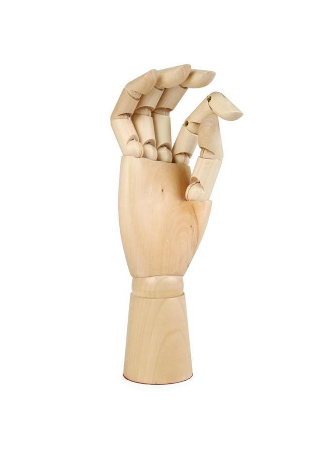 Typo Manikin Hand