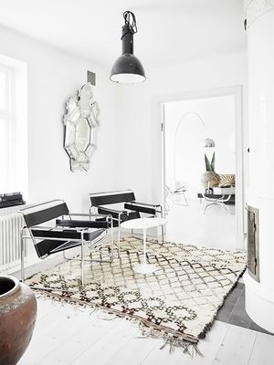 Inside a Swedish Stylist's Chic-to-Death Home
