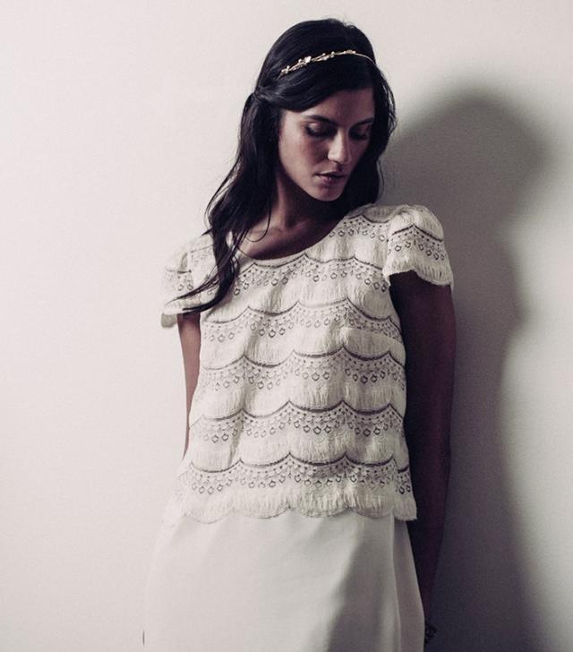 laura de sagazan wedding dress