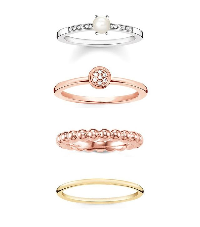 Thomas Sabo Glam & Soul Rings ($49–$119)