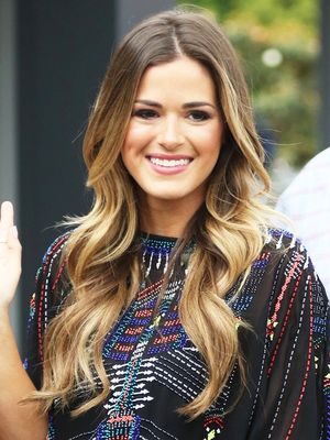 JoJo's The Bachelorette Finale Dress Features a Major Trend
