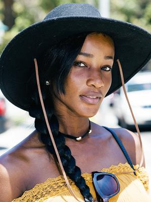 Street Beauty: How L.A. Girls Get Ready for Brunch