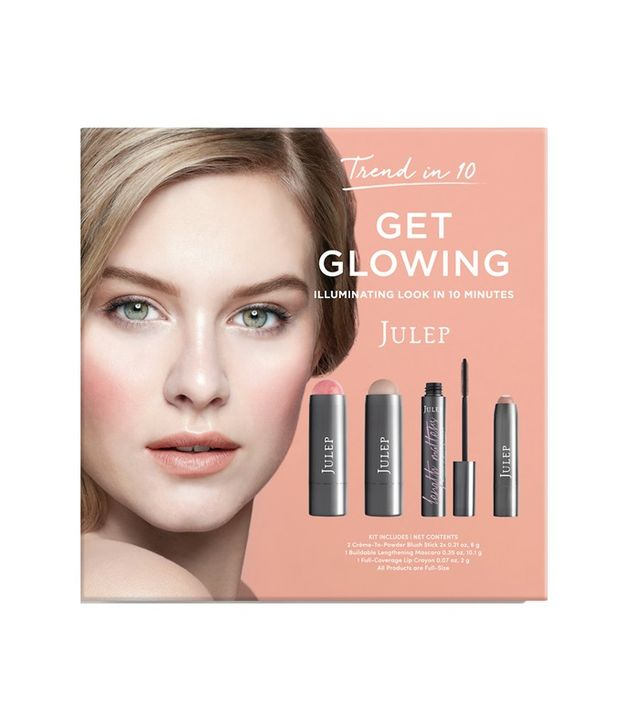 Julep Trend in 10 Get Glowing