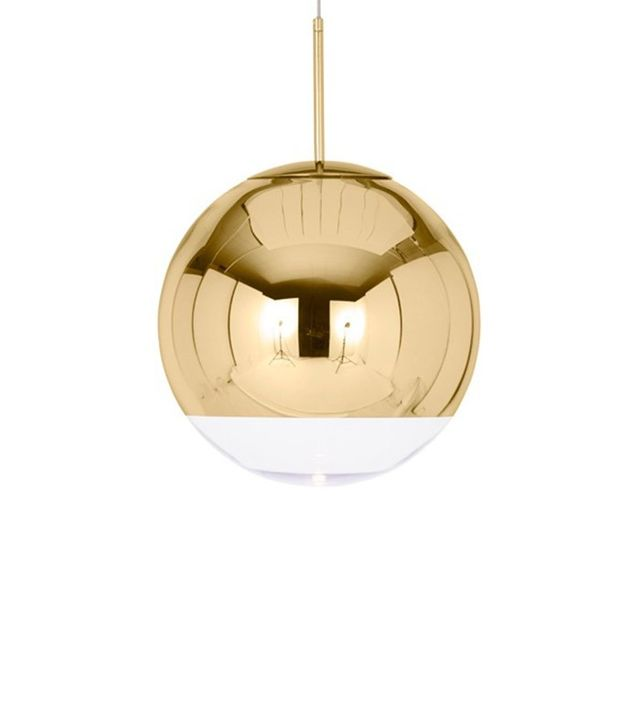 Tom Dixon Mirror Ball Pendant Light