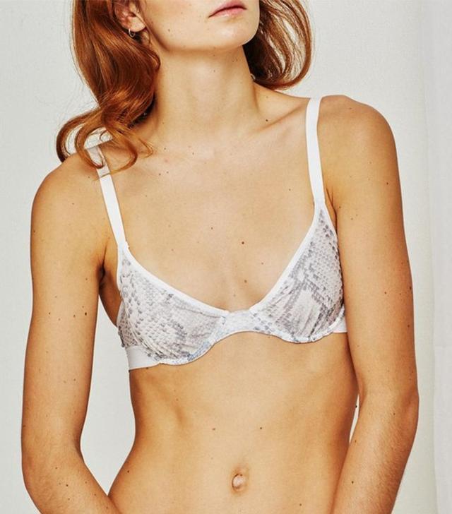 Negative Underwear Boa Demi Bra