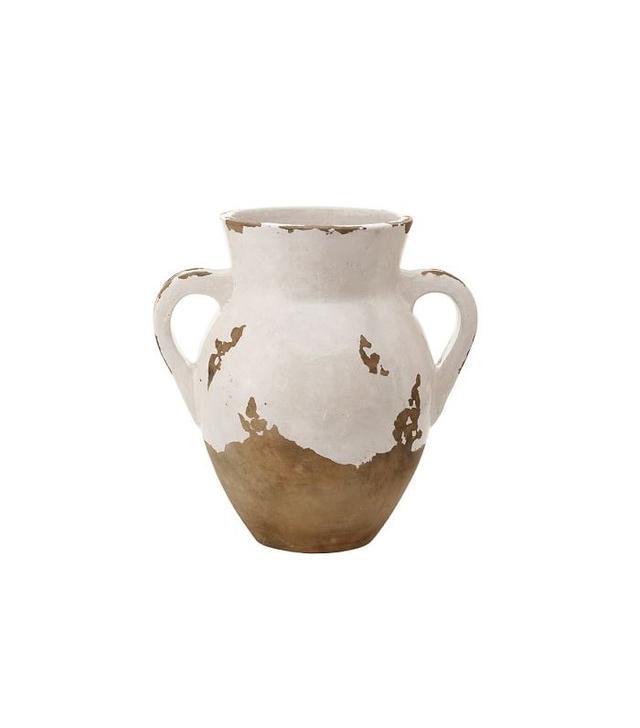 Pottery Barn Tuscan Terra Cotta Vases