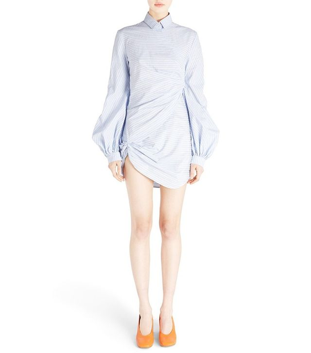 Jacquemus La Robe Chemise Shirt Dress