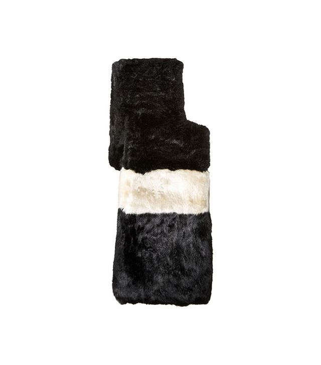 Kate Spade New York Faux Fur Stole