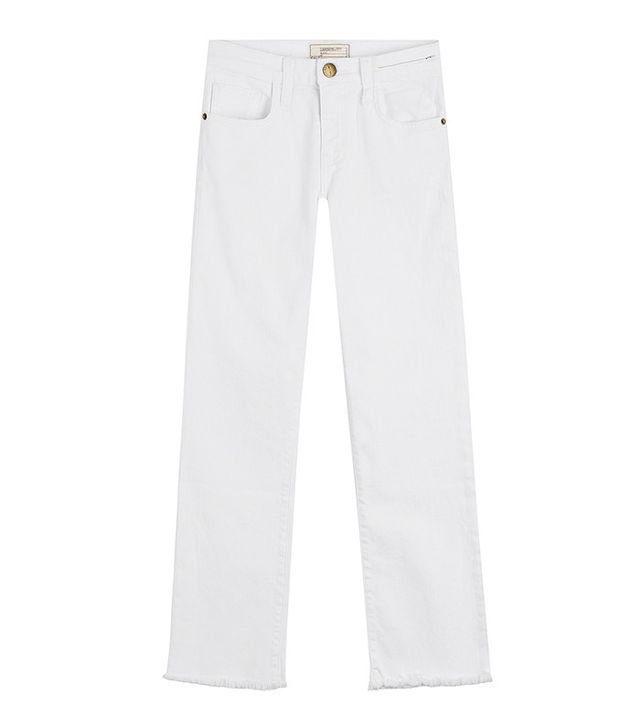 Current/Elliott Cropped Jeans
