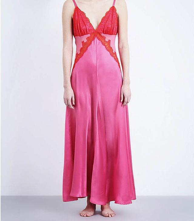 NK iMode Glamazone Stretch-Silk Gown