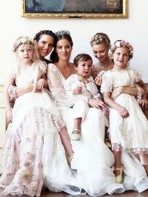 Vogue weddings fashion trends and celebrity style whowhatwear this royal wedding in bavaria is beyond dreamy junglespirit Choice Image
