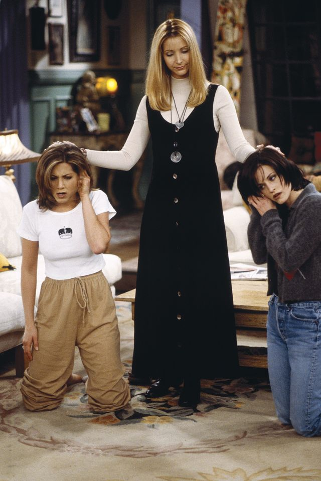 Crop tops? Okay Rachel, you win.