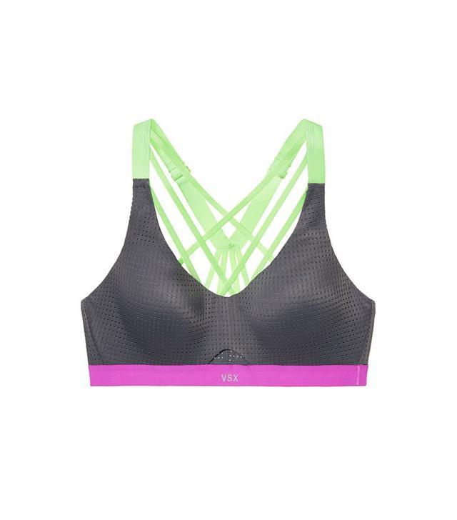 Victoria's Secret Lightweight by Victoria's Secret Strappy-Back Sport Bra