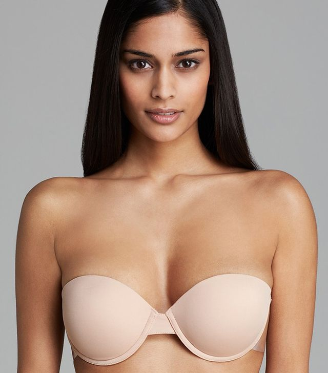 Fashion Forms Go Bare Strapless Backless Push Up Bra