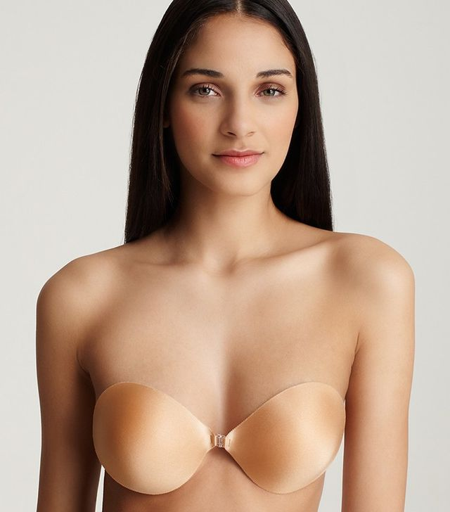 Fashion Forms Seamless Push-Up Nu Bra