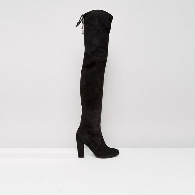 Glamorous Tie Back Boots