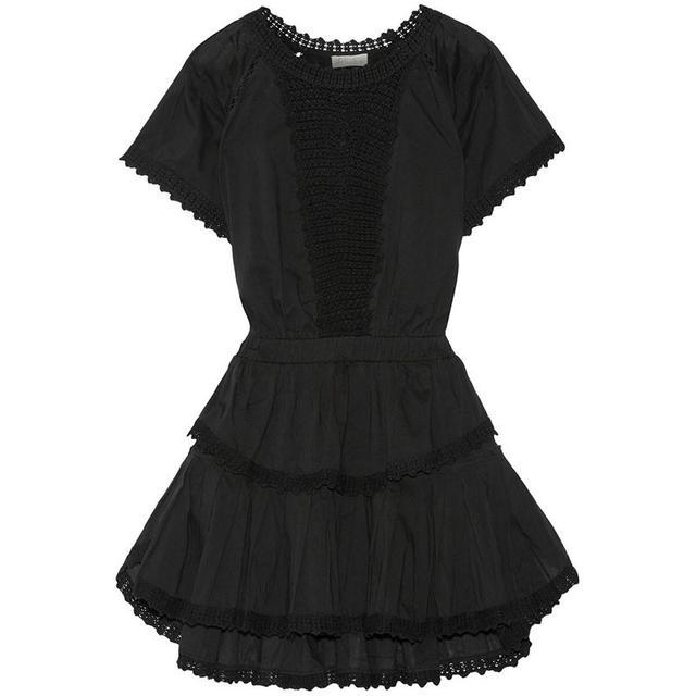 Loveshackfancy Carla Crochet Dress