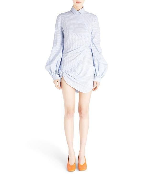 Jacquemus La Robe Chemise Shirt Dress
