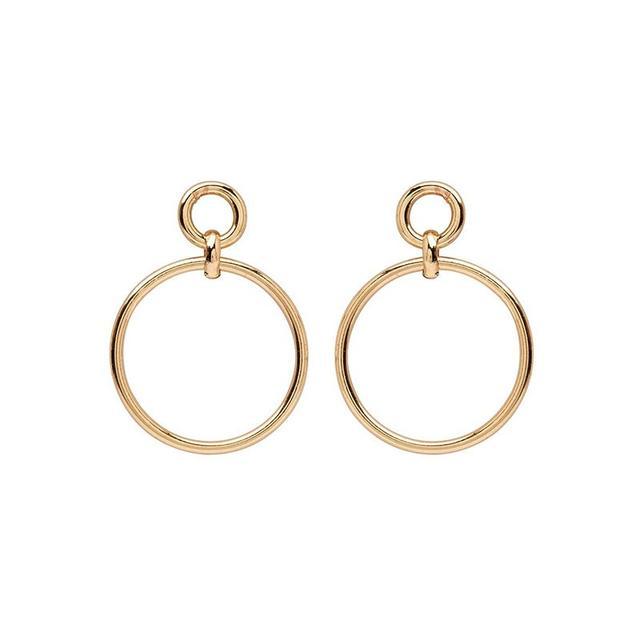 Sportsgirl Full Circle Dangle Earrings