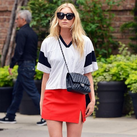 The (Literal) Rise and Rise of the Miniskirt