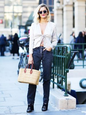 The 5 Wardrobe Basics You'll Find in Every Parisian Closet