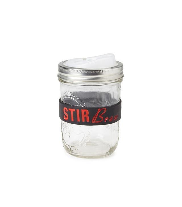 Jack's Stir Brew Mason Jar