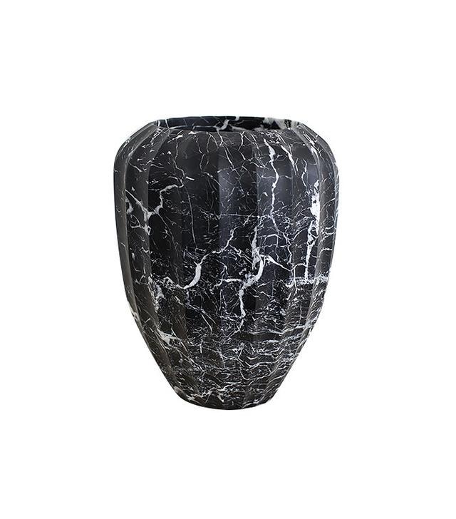 Kelly Wearstler Large Fluted Vase
