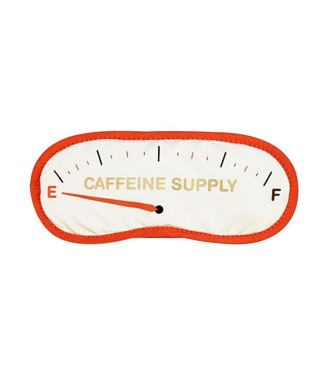 Flight 001 F1 Caffeine Supply Eye Mask
