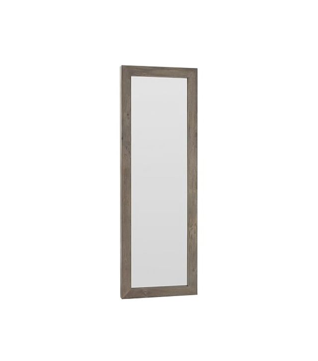 West Elm Parsons Floor Mirror