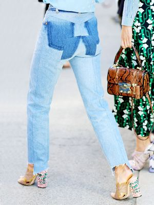 12 Ways to Wear Denim When It's So Hot Out