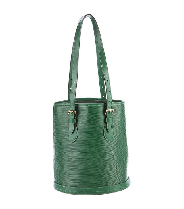 Louis Vuitton Epi Petit Bucket Tote