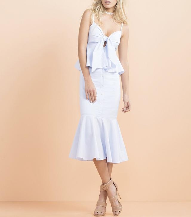 Iorane Ocean Blue Dress