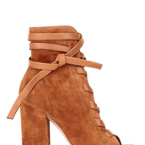 Brooklyn Suede Ankle Boots