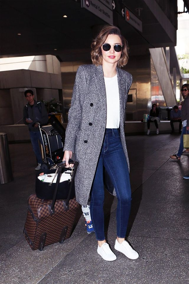 These Are the Most Practical, Stylish Airport Outfits