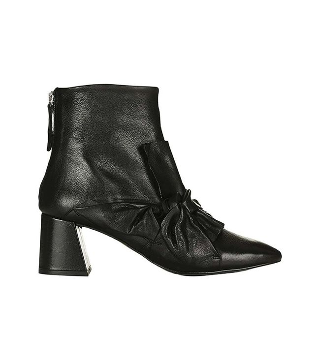 Topshop Marilyn Mid Ankle Boots