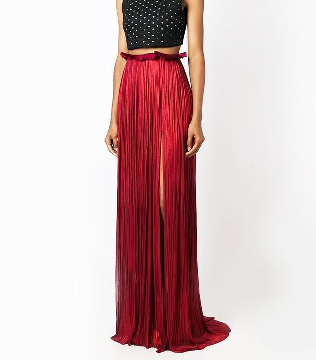 Maria Lucia Hohan Rose Maxi Skirt
