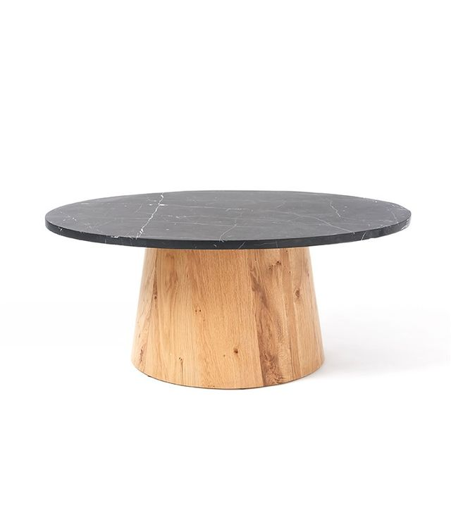 West Elm x Commune Marble Topped Coffee Table