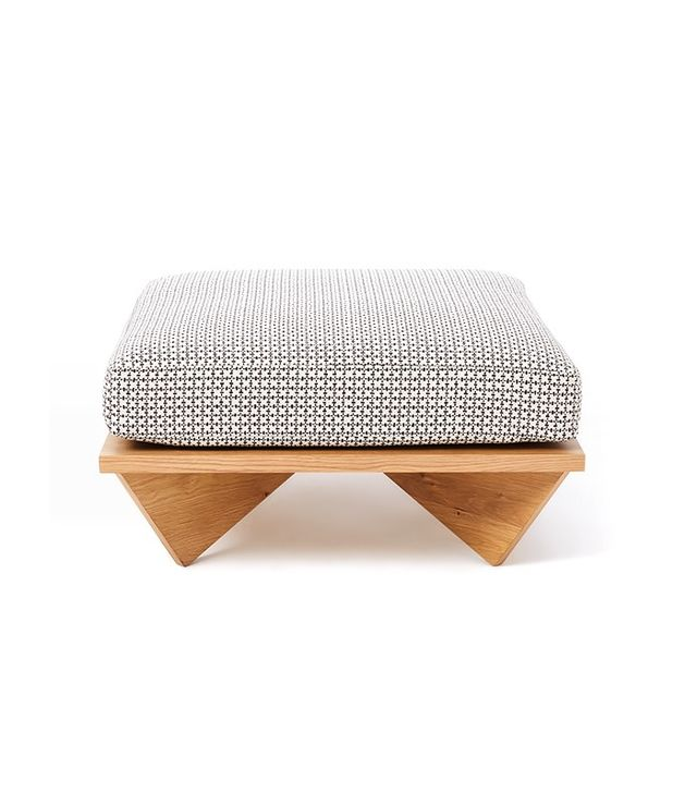West Elm x Commune Low Cushion Coffee Table