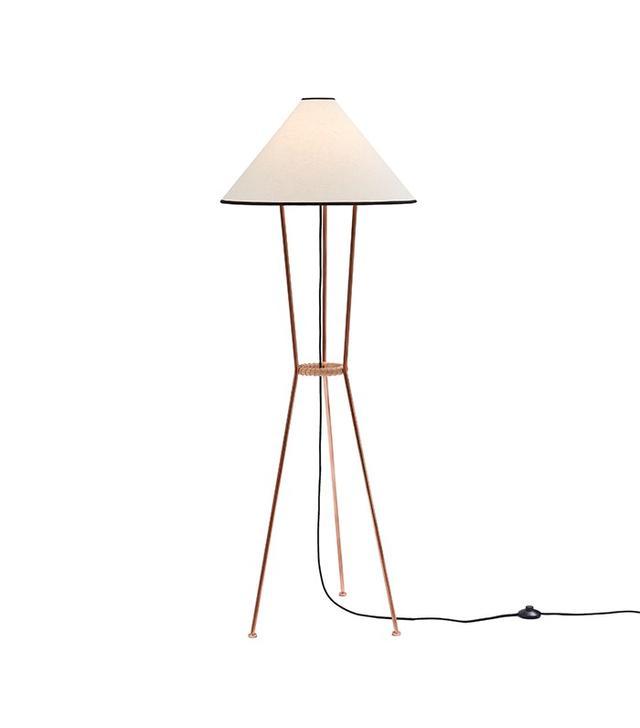West Elm x Commune Tripod Floor Lamp