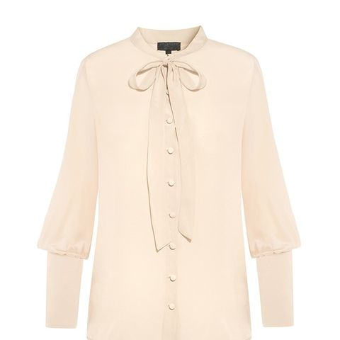 Liv Tyler Lucy Pussy Bow Blouse
