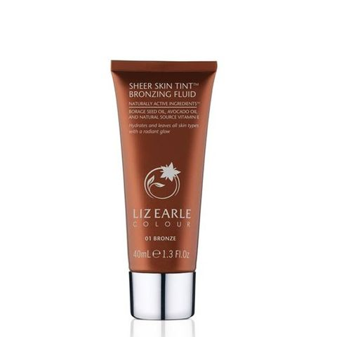 Sheer Skin Tint Bronzing Fluid