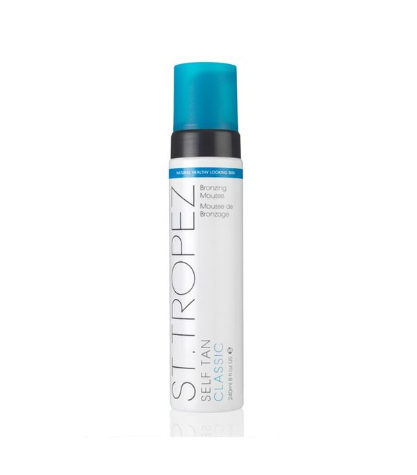 Best fake tan: St. Tropez Classic Bronzing Mousse
