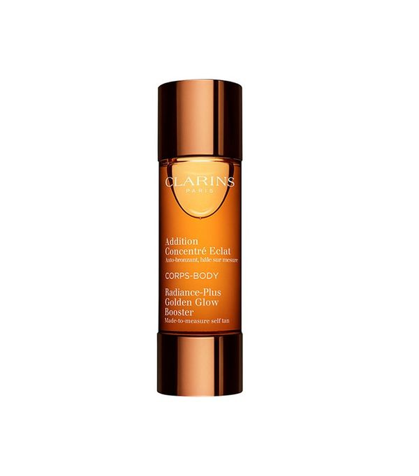 Best fake tan: Clarins Radiance-Plus Golden Glow Booster for Body