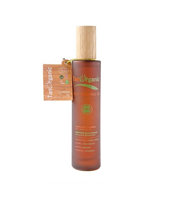 Best fake tan: TanOrganic Self-Tanning Oil