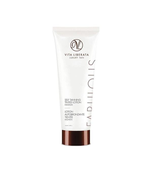 Best fake tan: Vita Liberata Self Tanning Tinted Lotion - Medium