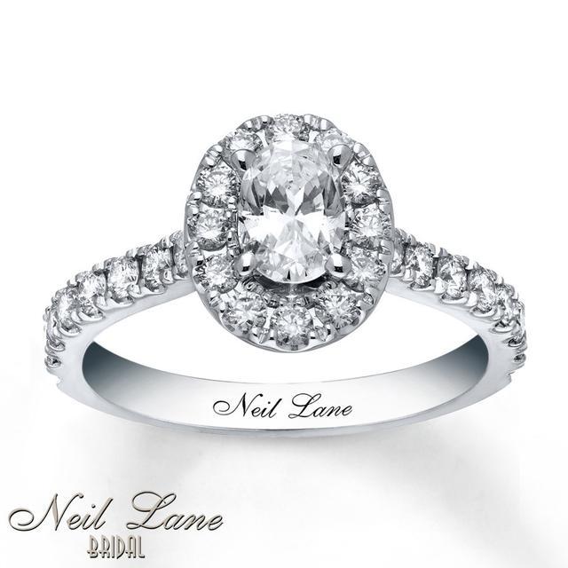 Neil Lane 1.5 ct Diamond Engagement Ring